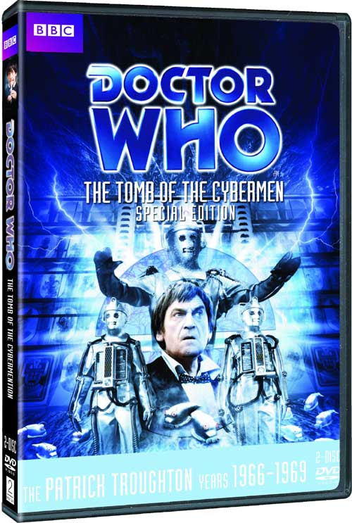 Doctor Who North America DVD Releases – Traveling the Vortex